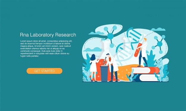 Лабораторные исследования рнк
