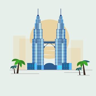 Куала лумпур, малайзия.