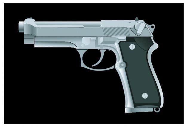 Пистолет изображения