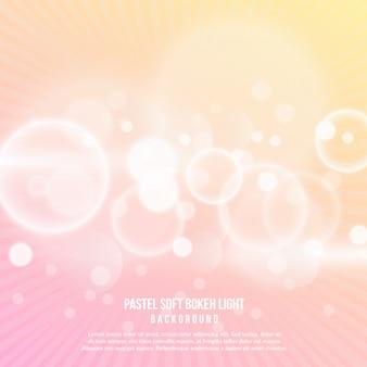 Абстрактный розовый фон с эффектом боке