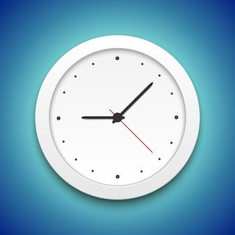 Векторные часы
