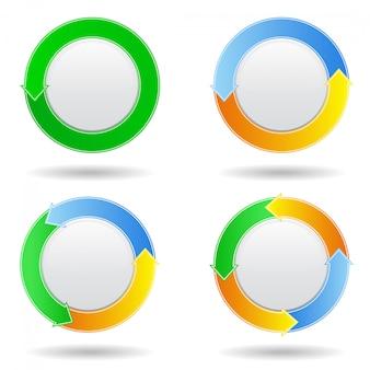 Кнопки со стрелками