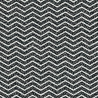 シェブロンジグザグストライプパターン