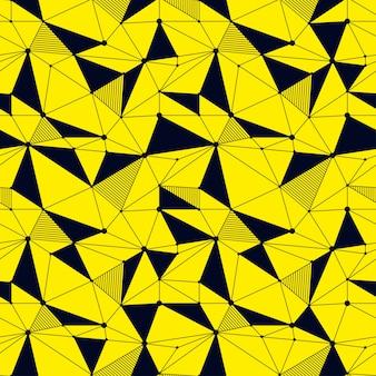 Геометрическая линия бесшовные модели