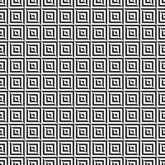 メンフィスのシームレスパターン。