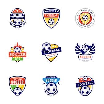 フットボールクラブのロゴ