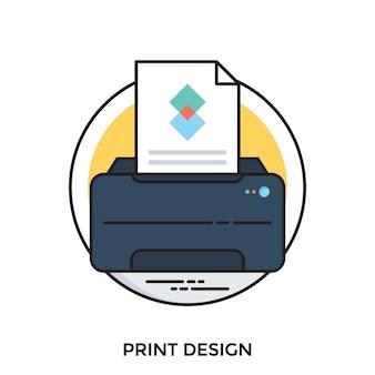 印刷デザイン
