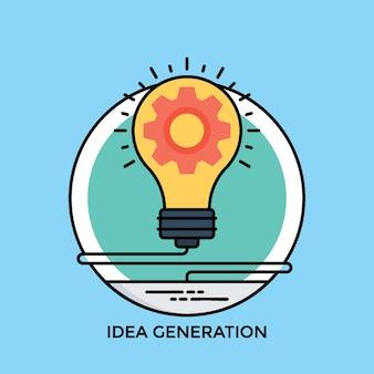 アイデア創造