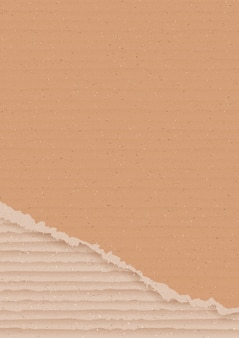 Гофрированный картон фона