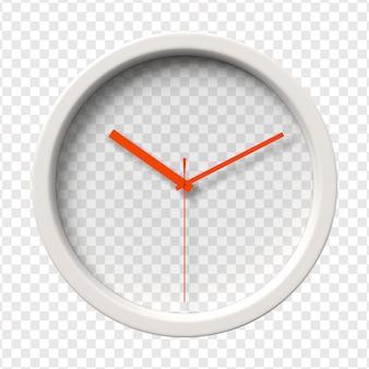 現実的な壁時計
