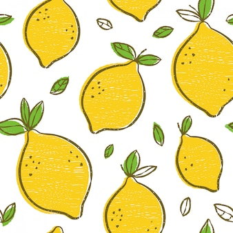 Фраш лимоны современная красота бесшовные модели