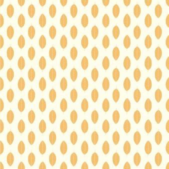 マグノリアの葉のシームレスパターン