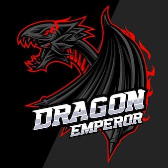 ドラゴン皇帝ロゴエスポート