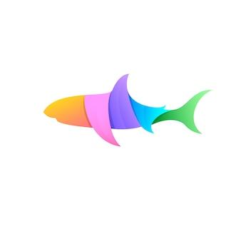 サメのデザイン