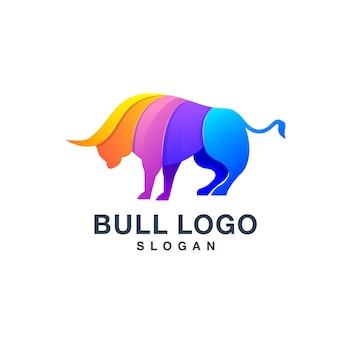 ブルのロゴ