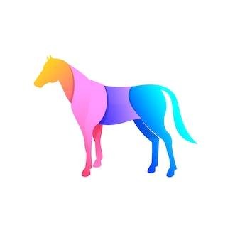 Лошадь дизайн