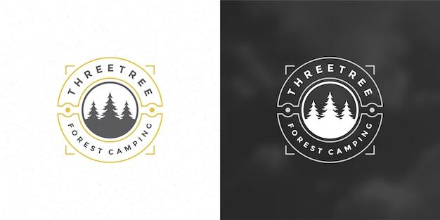 Приключенческие логотипы