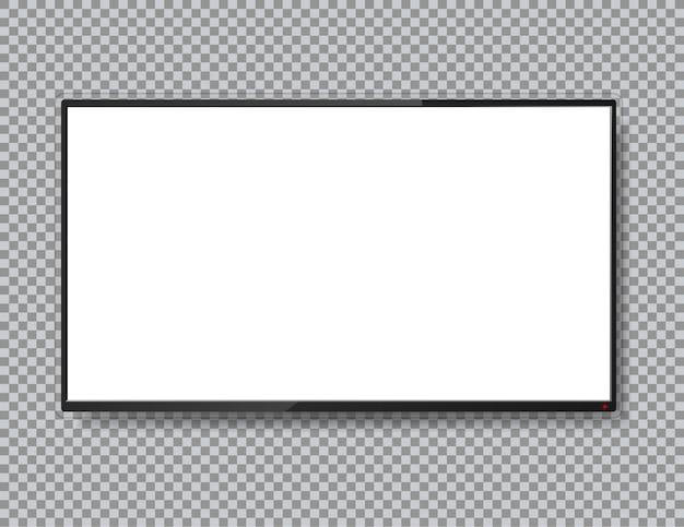 赤いボタンでテレビ画面分離図