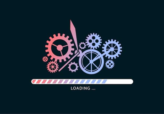 Загрузка файлов с механизмом