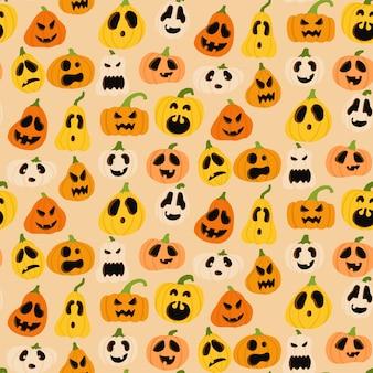 Хэллоуин бесшовные