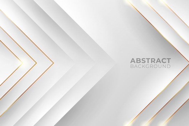 黄金と白の背景。黄金と白の抽象的な背景。