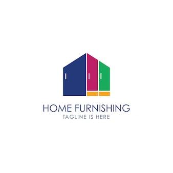 家庭用家具のロゴ