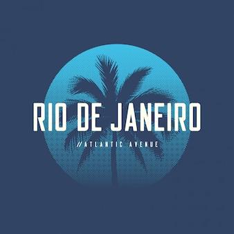 Рио-де-жанейро атлантический проспект