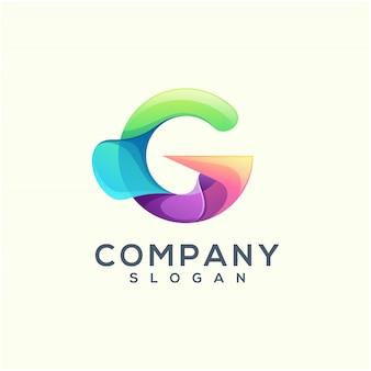 Письмо г логотип