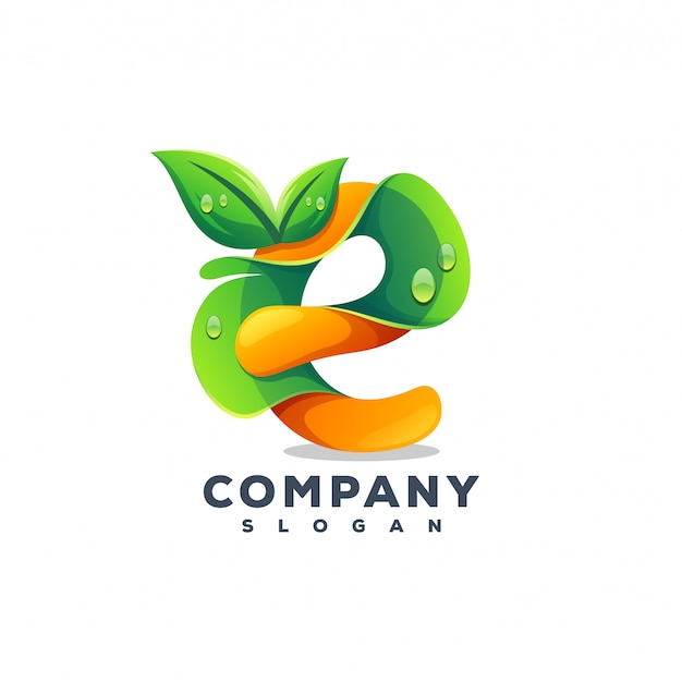 Дизайн логотипа сока