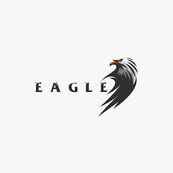 Орел дизайн логотипа