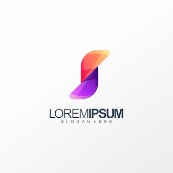 手紙のロゴデザイン