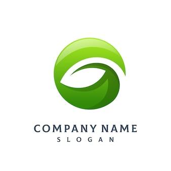 木の葉のロゴ