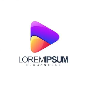 Медиа логотип