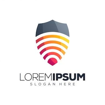 Щит безопасности логотип