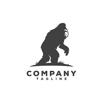 パンサーのロゴデザイン