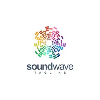 音波のロゴ