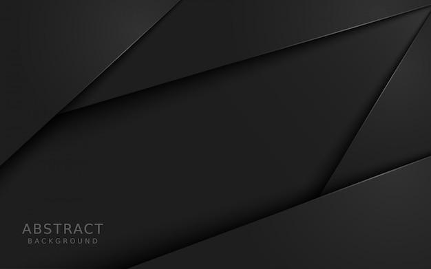 暗い灰色のオーバーラップレイヤーの背景。