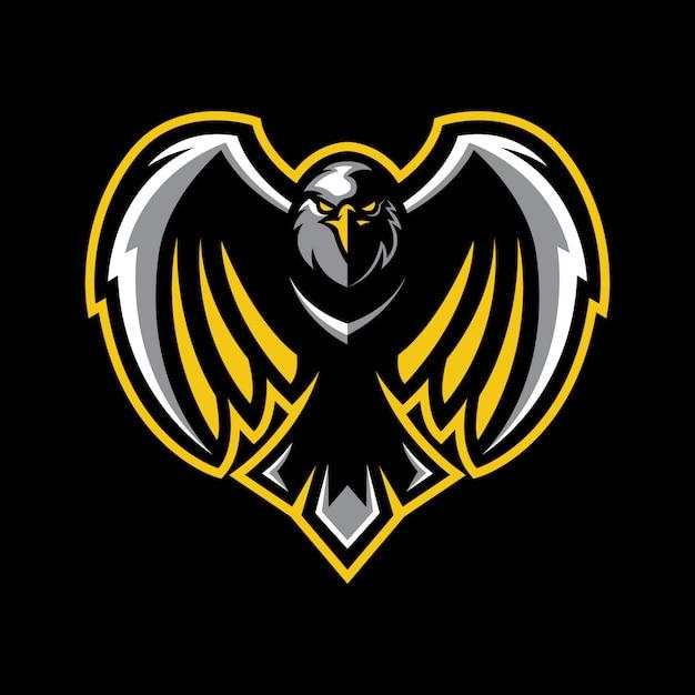 Орел спорт логотип