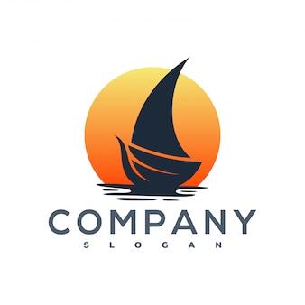 Восход корабля логотип