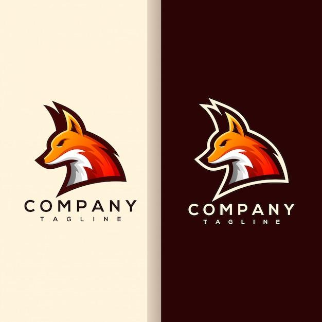 Лиса логотип