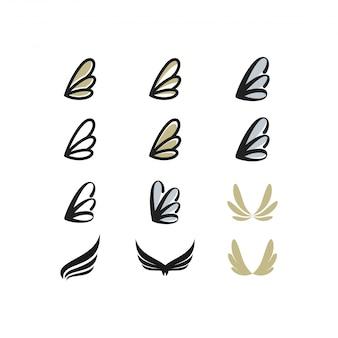 翼ロゴパッケージ