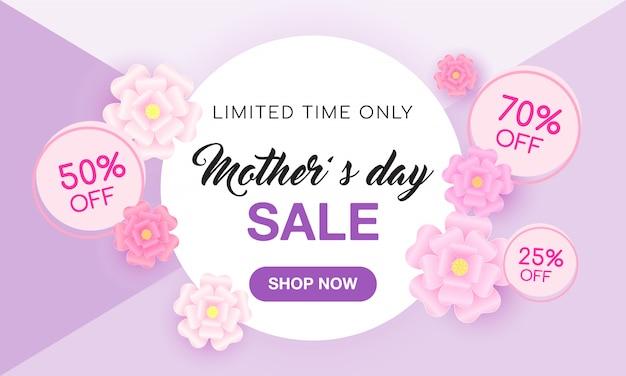 Баннер на день матери
