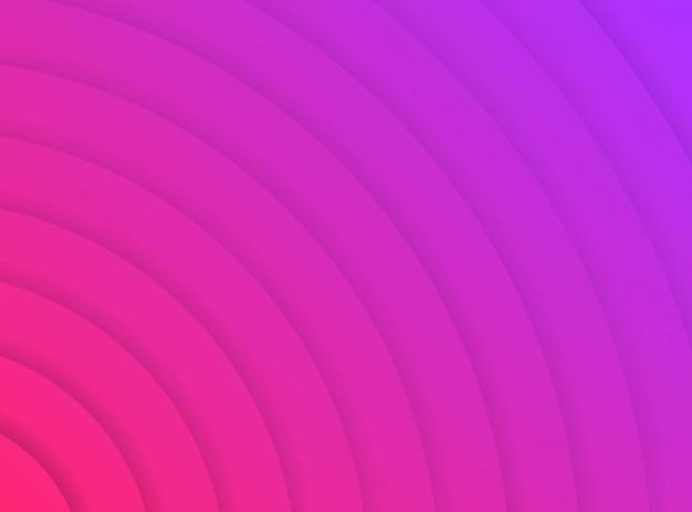 グラデーションの円形の背景
