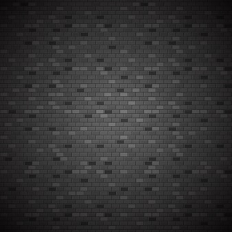 暗いレンガの壁