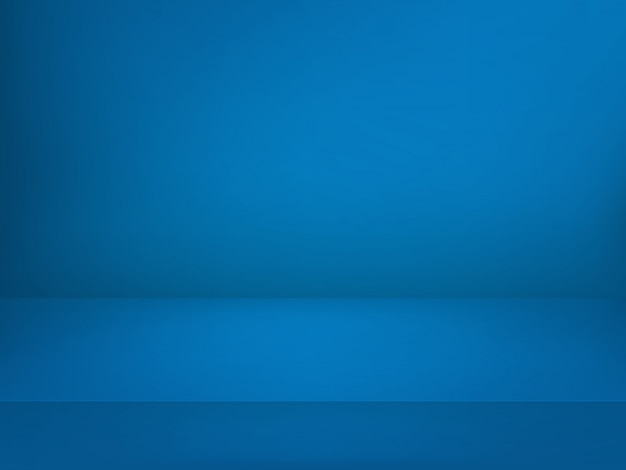 ブルーイルミネーションステージ。