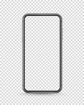 現代のスマートフォンのベクトル