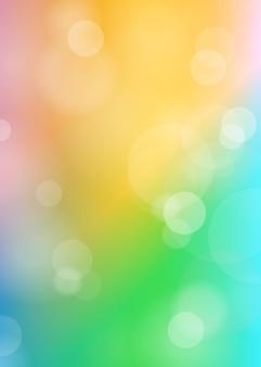 抽象的な垂直方向の色がぼやけて背景。