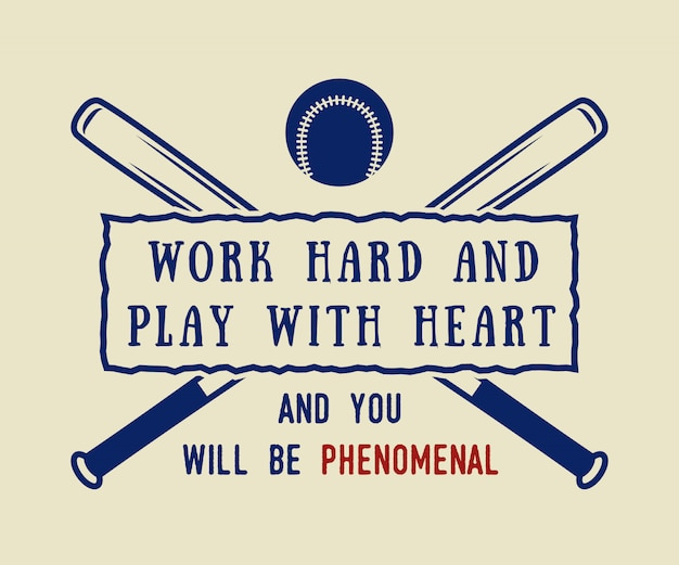 野球のロゴ、エンブレム
