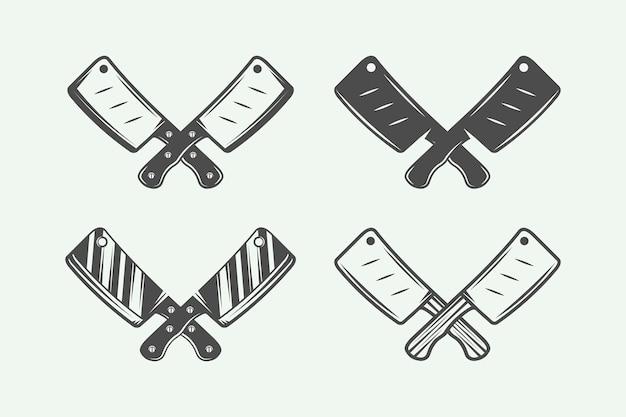 肉屋ミートナイフ