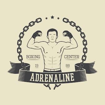 Бокс логотип